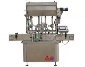 Flaschenfüllmaschine für CE-Standard-Saucenpaste