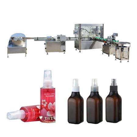 Füllmaschine für ätherische Öle
