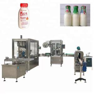 Automatische Flüssigkeitsfüllmaschine für Glasflaschen