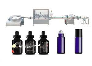 Medizinische Füllmaschine für ätherische Öle