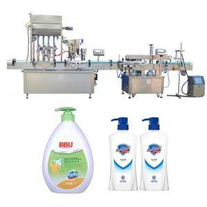 Pharmaindustrie Marmeladenflaschenfüllmaschine
