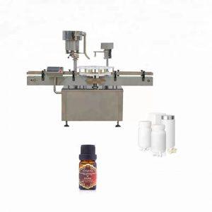 Flaschenverschlussmaschine aus rostfreiem Stahl, verwendet in der Medizin